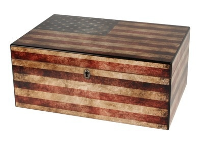 Old Glory Humidor by Quality Importers
