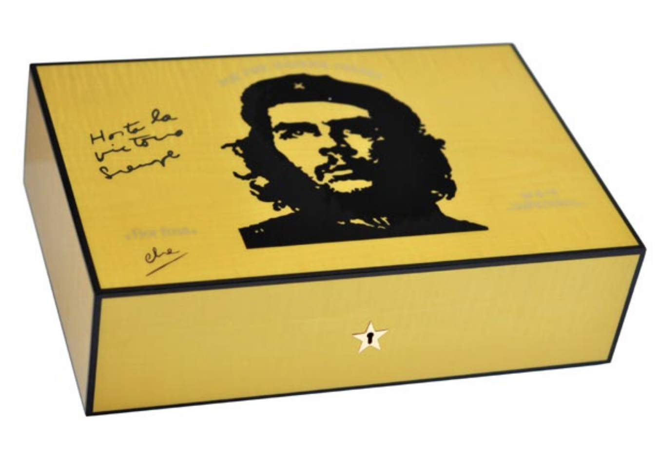 Che humidors by Elie Bleu
