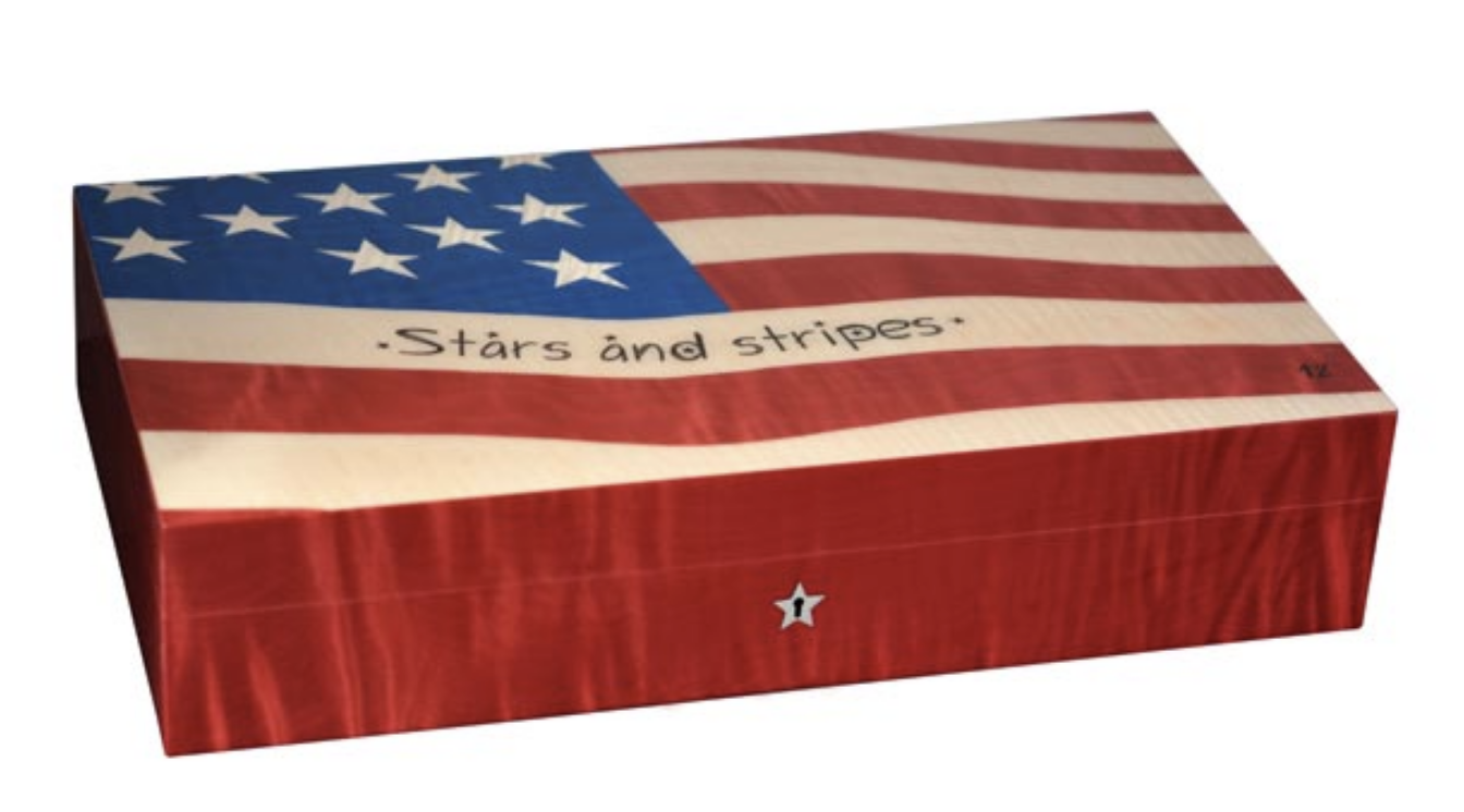 "110 CIGARS STARS & STRIPES ""FLAG"""