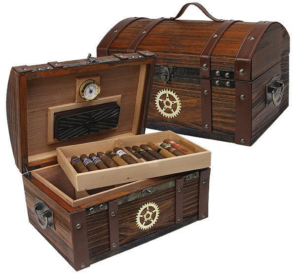 Einzigartige Humidore bei Northwoods Zigarrenhumidors