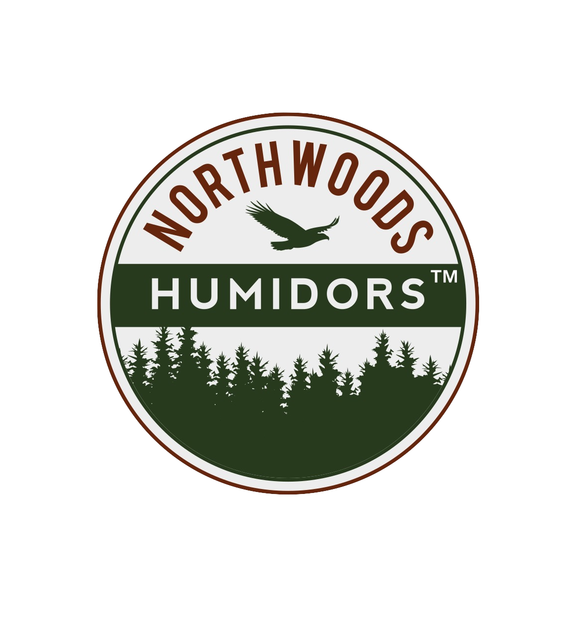 Northwoods Humidors Logo